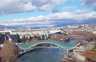 Погода в Тбилиси на каждый месяц. Лучшее время для поездки в столицу Грузии