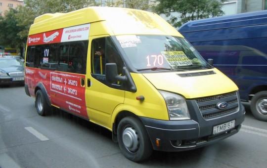 Тбилиси: общественный транспорт  — стоимость, схема - изображение №1
