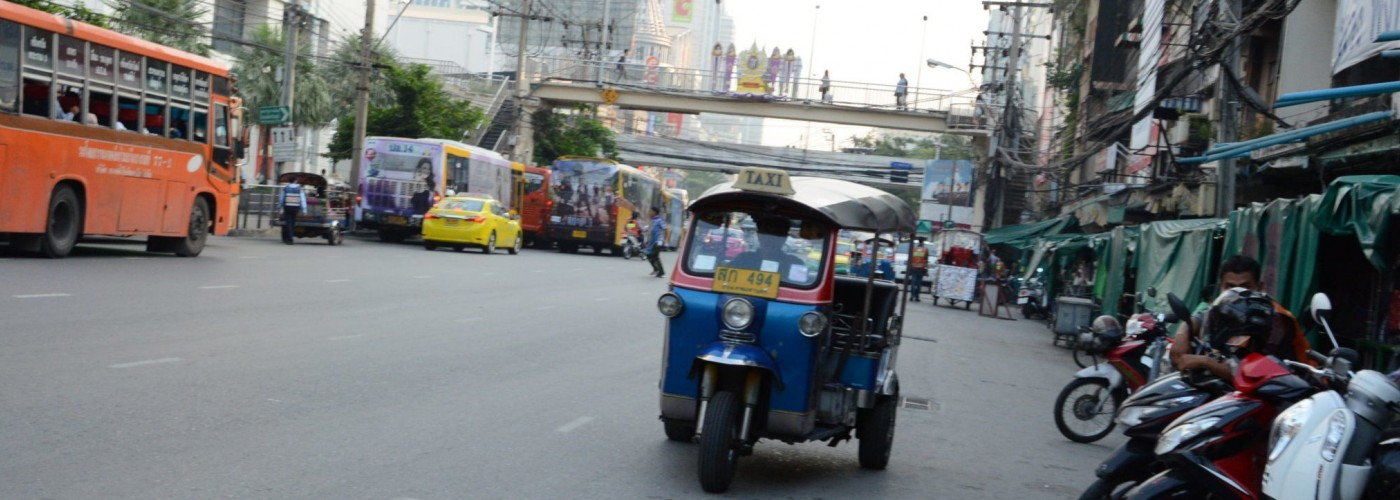 Общественный транспорт в Бангкоке. Как пользоваться и оплачивать проезд?