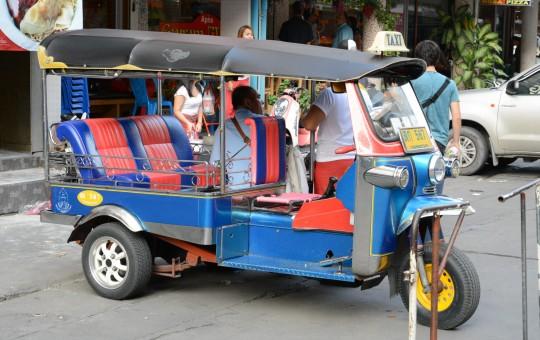 Общественный транспорт в Бангкоке. Как пользоваться и оплачивать проезд? - изображение №1