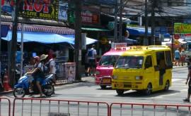 Общественный транспорт Пхукета: автобусы, такси, тук-туки и паромы - изображение №2
