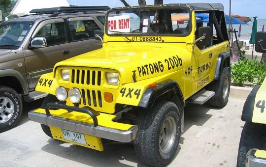 Аренда автомобиля и мотобайка на Пхукете: особенности и стоимость - изображение №1
