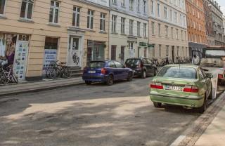 Аренда автомобиля в Копенгагене