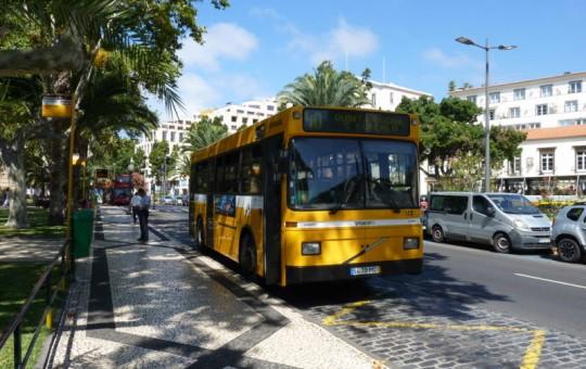 Мадейра на общественном транспорте: как передвигаться по острову без автомобиля? - изображение №1