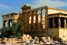 Храм Эрехтейон в Акрополе