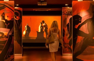 Музей кикладского искусства в Афинах
