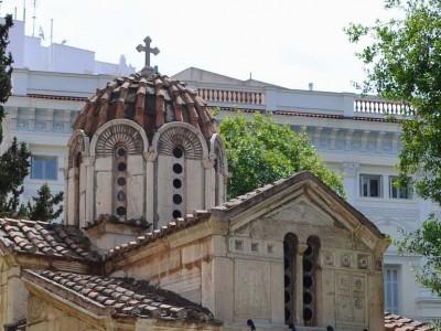 Церковь Айос-Элефтериос в Афинах, Малая Митрополия