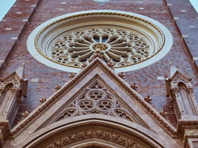 Церковь святого Антония Падуанского, Стамбул