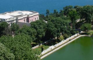 Дворец Бейлербейи в Стамбуле
