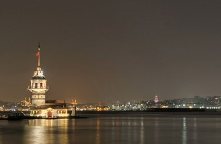 Леандрова или Девичья башня в Стамбуле