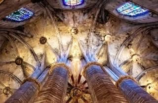Церковь Санта Мария дель Мар, Барселона