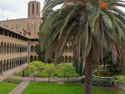 Монастырь Педральбес, Барселона