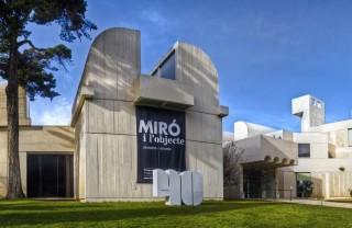 Фонд Жоана Миро в Барселоне