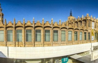 Культурный центр КайшаФорум Барселона