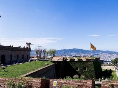 Замок Монтжуик и парк, Барселона