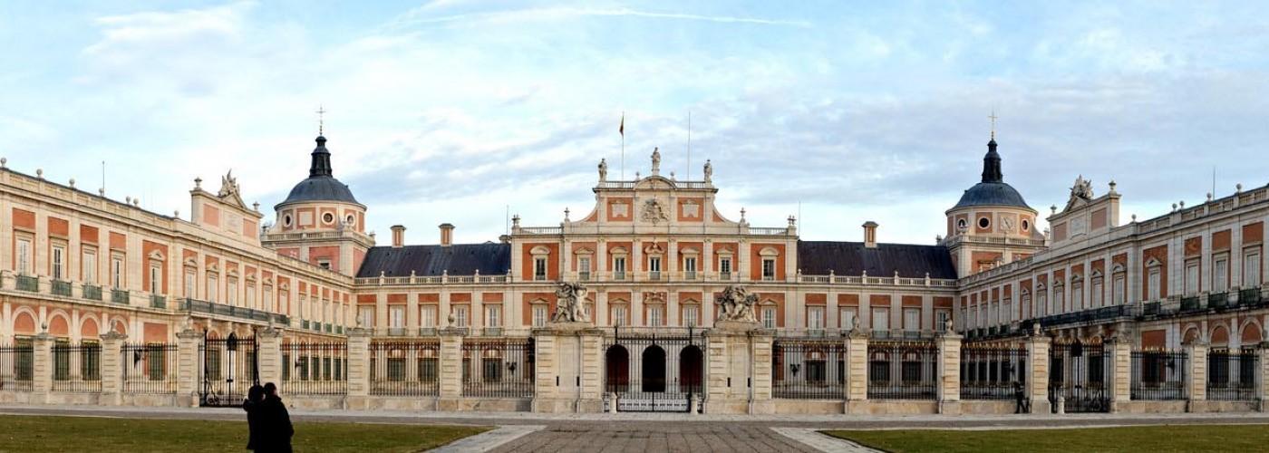 Аранхуэс — королевский дворец провинции Мадрида