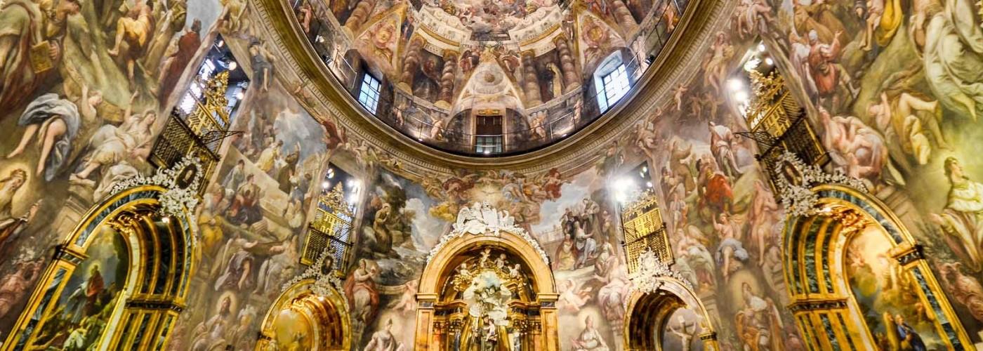 Церковь Святого Антония в Мадриде