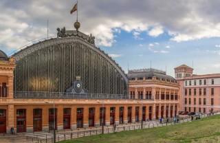 Железнодорожный вокзал Аточа в Мадриде
