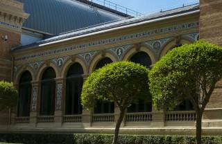 Дворец Веласкеса в Мадриде