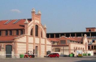 Центр искусства и творчества Матадеро Мадрид