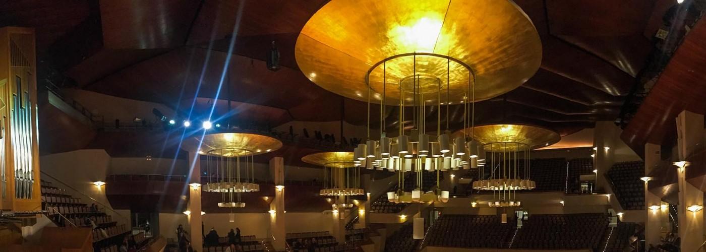 Национальный концертный зал Аудиториум в Мадриде