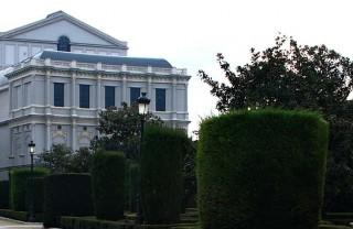 Оперный театр Театро Реал в Мадриде