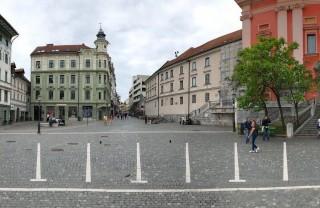 Площадь Прешерна, Любляна