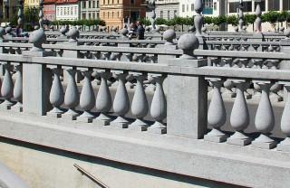 Тройной мост, Любляна
