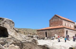 Уплисцихе — скальный город в Грузии