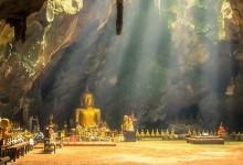 Пещерный храм Тхам Кхао Луанг