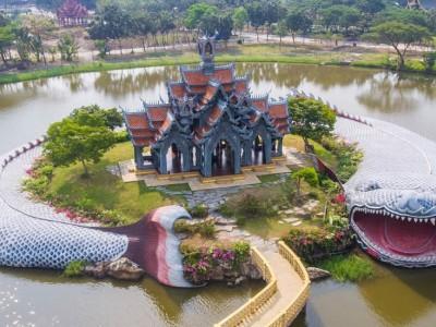 Парк Муанг Боран или Древний Сиам в Бангкоке
