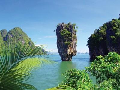 Остров Джеймса Бонда и острова Пханг Нга