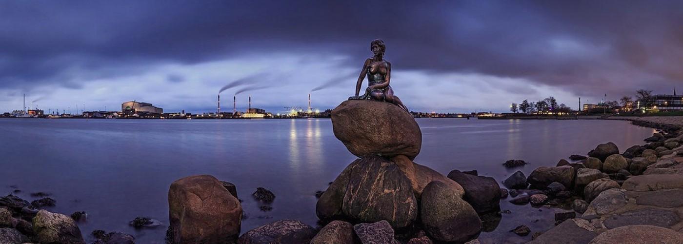 «Русалка» — статуя в Копенгагене