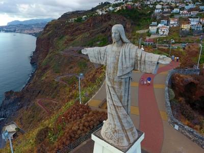 Статуя Христа в Гарахау