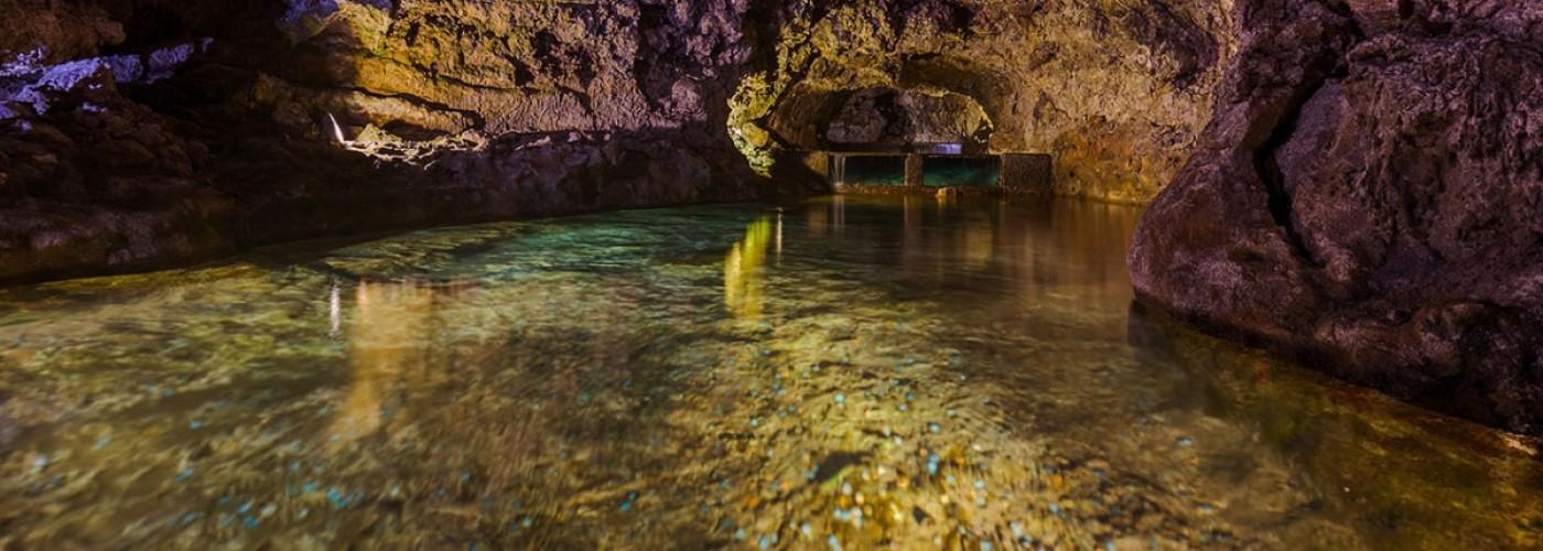 Вулканические пещеры Сан-Висенти, Мадейра