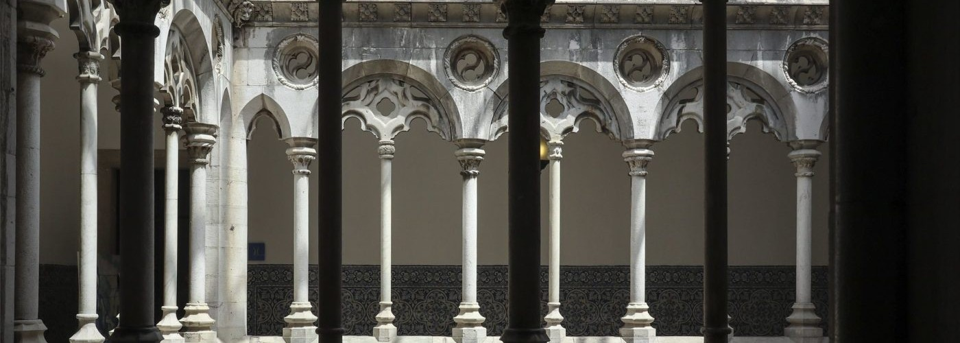 Музей азулежу в Лиссабоне