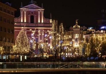 Как празднуют Рождество и Новый год в Словении