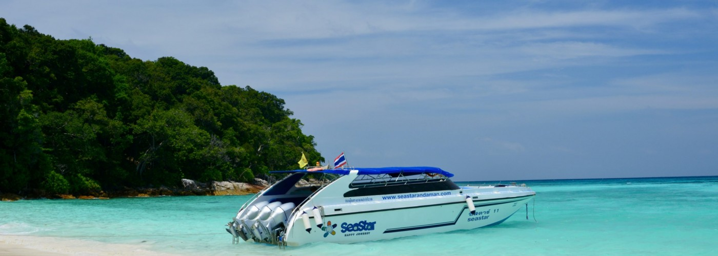 Топ-5 пляжей для снорклинга в Таиланде