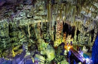 Диктейская пещера на Крите, пещера Психро