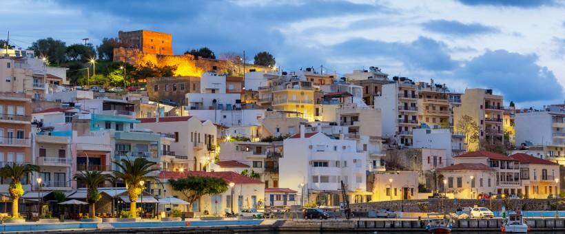 Регионы острова Крит