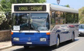 Транспорт на Крите: автобусы, паромы, такси - изображение №3