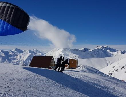 Обучение катанию на лыжах и сноуборде в Гудаури - изображение №1