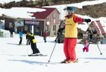 Обучение катанию на лыжах и сноуборде в Гудаури - изображение №6