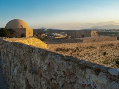Крепость Фортецца, Крит