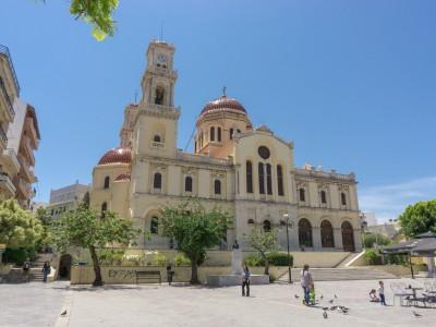 Собор Святого Мины, Крит