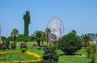 Парк Чудес в Грузии