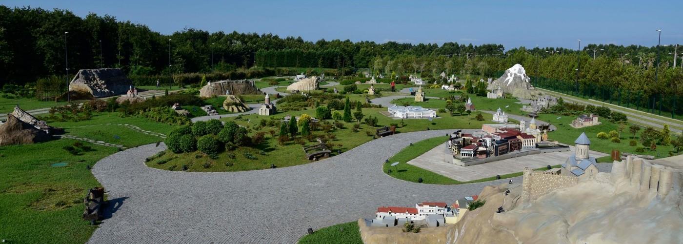 Парк «Грузия в миниатюре» возле Батуми