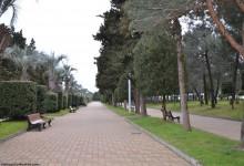 Батумский бульвар, Грузия