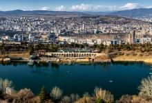 Черепашье озеро в Тбилиси