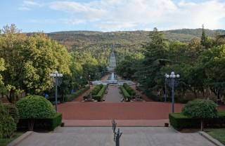 Парк Ваке в Тбилиси